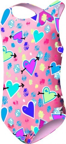 Costum Copii Heart Beat Maxfit