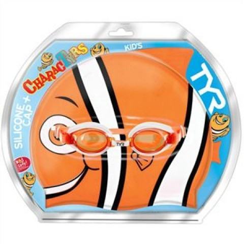 Set casca & ochelari Splash Pack