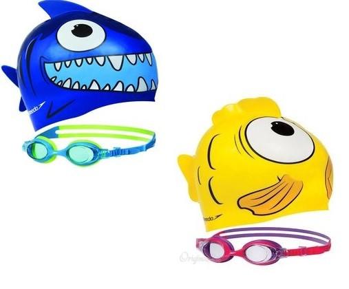 Set pt copii casca si ochelari  Sea Squad