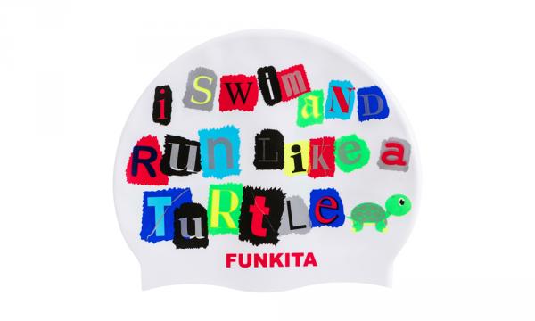 Casca Funky Trunks Swim Turtle Run