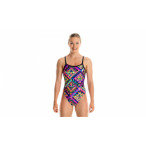 Costum fete Funkita Single Strap Diamond Devil