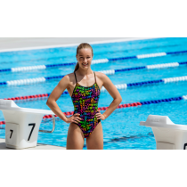 Costum fete Funkita Diamond Back Love Funkita