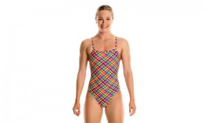 Costum fete Funkita Strapped in one Basket Case