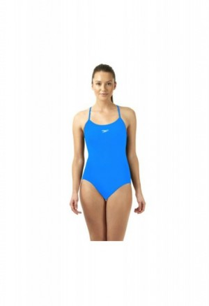 Costum baie Speedo solid rippleback