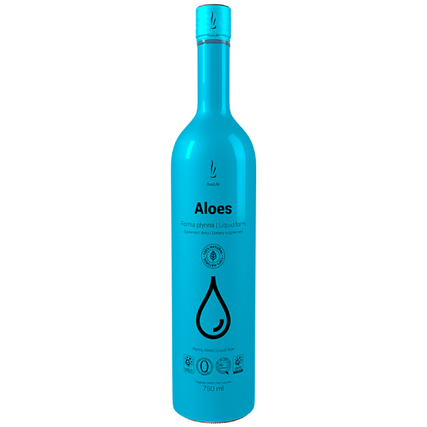 DuoLife Aloes – Aloe Vera
