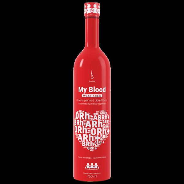 DuoLife My Blood – Sângele Meu